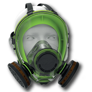 BLS Máscara facial completa 5700